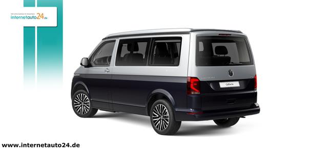Volkswagen California 6.1 - Beach Tour !!!!Es muss PCF, PCE oder ZCD ausgewählt werden!!!! Bestellfahrzeug, konfigurierbar