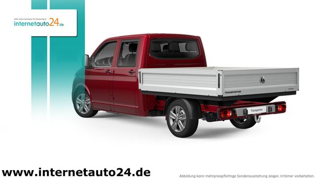 Volkswagen Transporter T6.1 Reimport / EU Neuwagen - Pritsche Doppelkabine langer Radstand Bestellfahrzeug, konfigurierbar