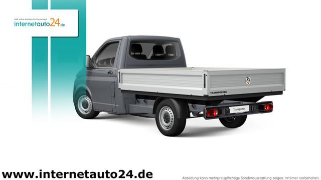 Volkswagen Transporter T6.1 Reimport - Pritsche Einzelkabine kurzer Radstand Bestellfahrzeug, konfigurierbar