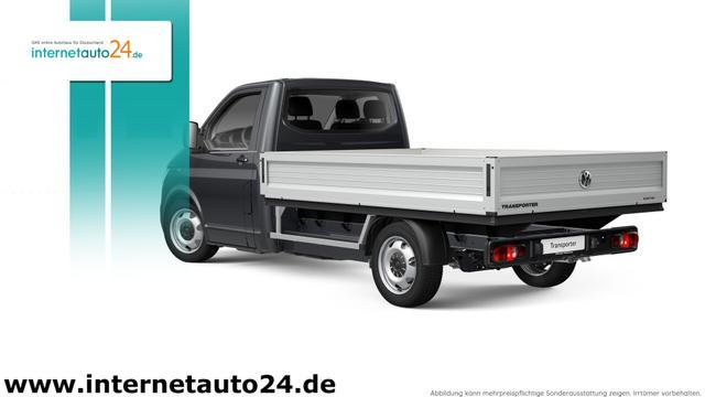 Volkswagen Transporter T6.1 Reimport - Pritsche Einzelkabine langer Radstand Bestellfahrzeug, konfigurierbar