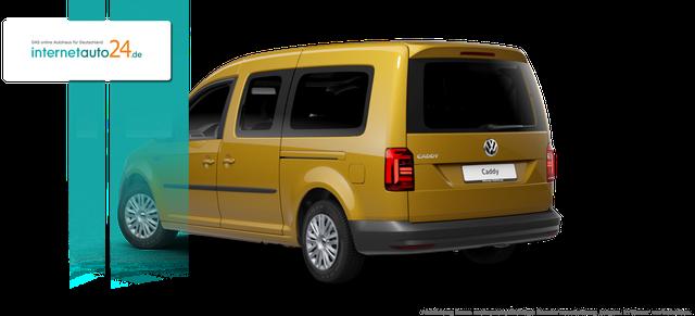 Volkswagen Caddy Maxi - Trendline Bestellfahrzeug, konfigurierbar