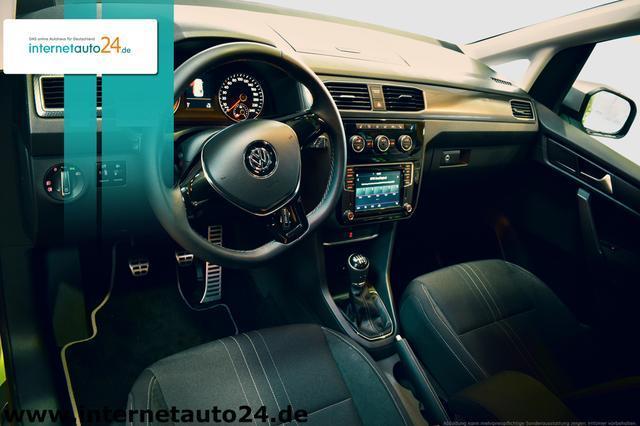 Volkswagen Caddy - Alltrack Bestellfahrzeug, konfigurierbar