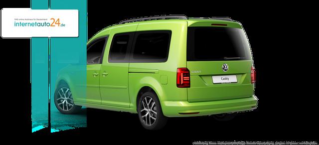 Volkswagen Caddy Maxi - Comfortline Bestellfahrzeug, konfigurierbar