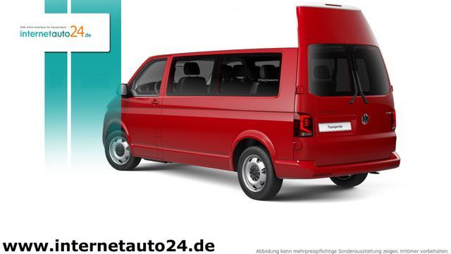 Volkswagen Transporter T6.1 Hochdach - Kombi Die Dacherhöhung ist in Candy-Weiß, Heckflügeltüren sind mit beheizbarer Fenster (Serie) dies kann unter E X T R A S abgeändert werden!!! Bestellfahrzeug, konfigurierbar