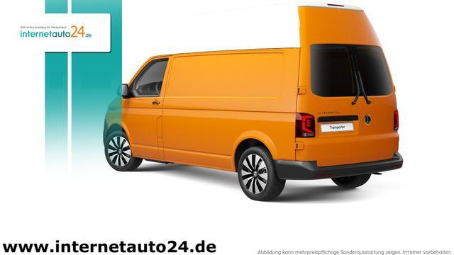 Volkswagen Transporter T6.1 Hochdach - Kastenwagen Die Dacherhöhung ist in Candy-Weiß, Heckflügeltüren sind mit beheizbarer Fenster (Serie) dies kann unter E X T R A S abgeändert werden!!! Bestellfahrzeug, konfigurierbar