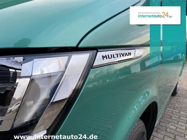 Volkswagen Multivan 6.1 - Trendline NSW PDC Sitzheizung 5-Sitzer  sofort lieferbar  Lagerfahrzeug