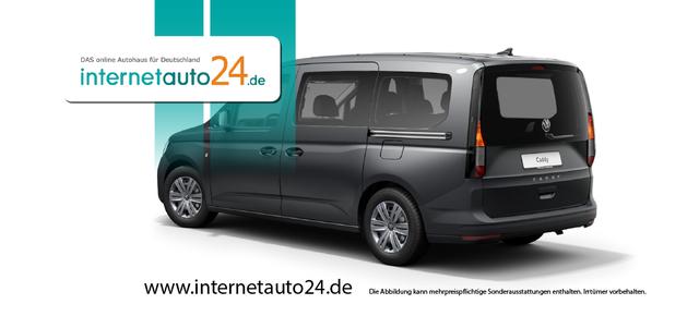 Volkswagen Caddy Maxi - Kombi Bestellfahrzeug, konfigurierbar