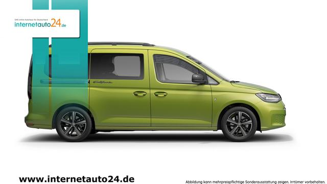 Volkswagen Caddy Maxi - California Bestellfahrzeug, konfigurierbar