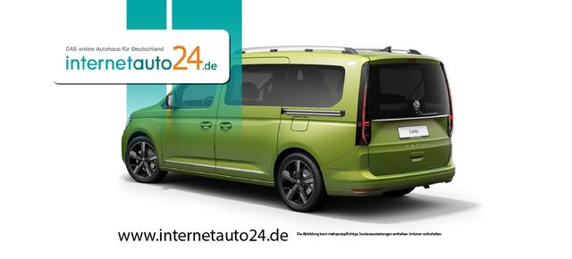 Volkswagen Caddy Maxi Reimport - Style Bestellfahrzeug, konfigurierbar