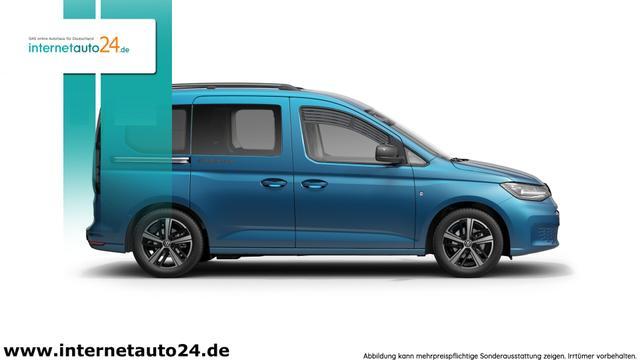 Volkswagen Caddy - California Bestellfahrzeug, konfigurierbar