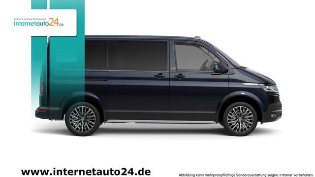 Volkswagen Multivan 6.1 - Pan Americana  Vorlauffahrzeug - März 2021  Vorlauffahrzeug