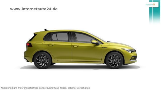 Volkswagen Golf 8 Reimport - Style Vorlauffahrzeug