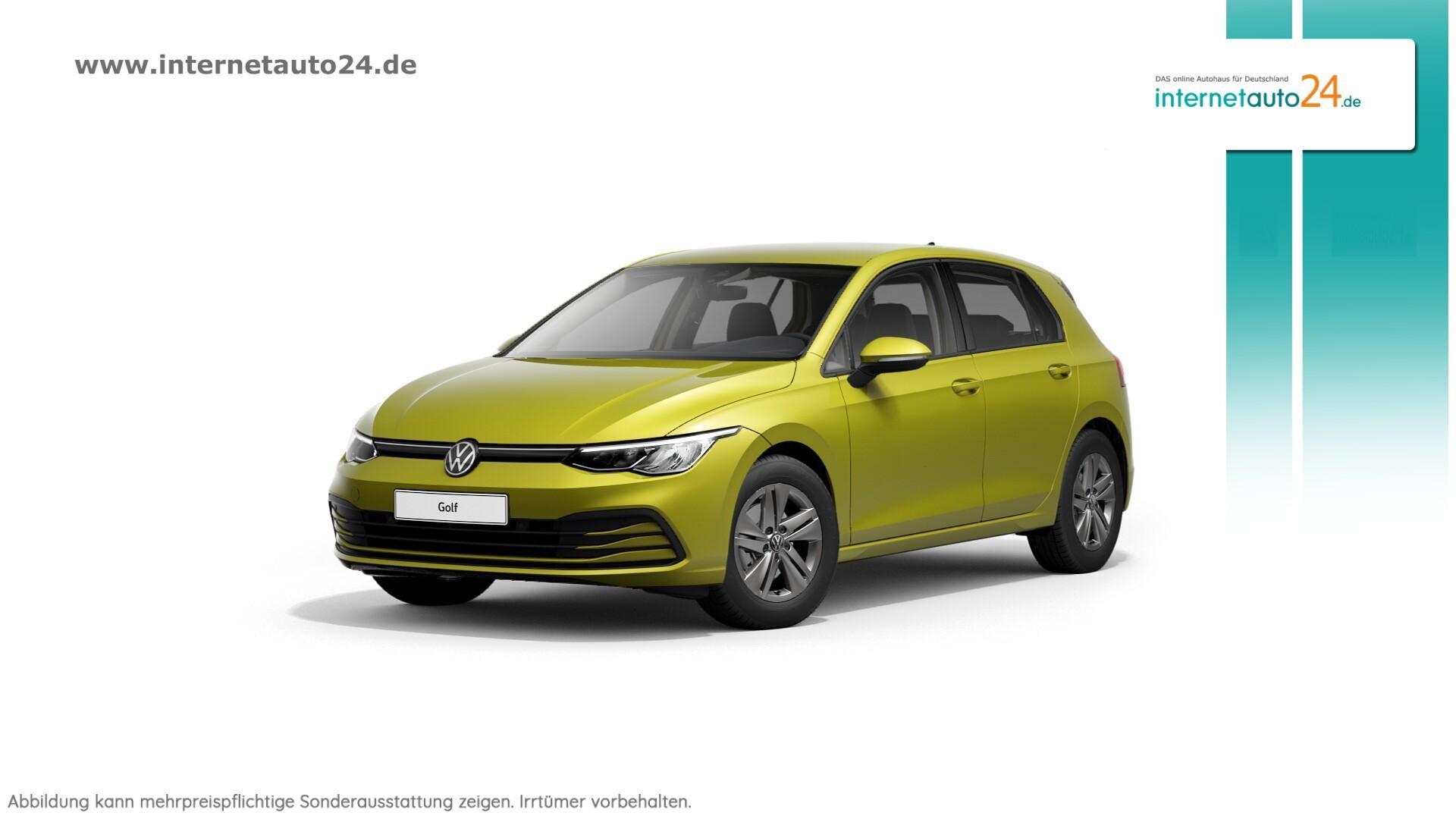 Volkswagen Golf 8 Reimport