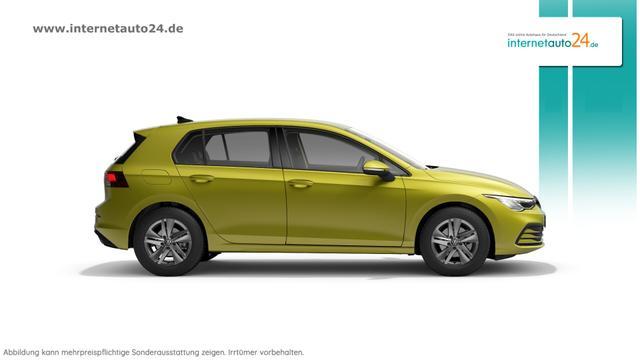 Volkswagen Golf 8 Reimport - Life Bestellfahrzeug, konfigurierbar