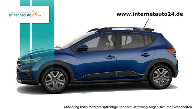 Dacia Sandero Stepway - Comfort inkl. Sicherheits-Paket   im Vorlauf   Vorlauffahrzeug