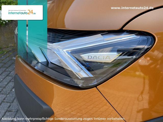 "Dacia Sandero Stepway - Comfort Automatik, inkl .Leichtmetallrad ""Mahalia"" und Modularer Kofferraumboden Lagerfahrzeug"