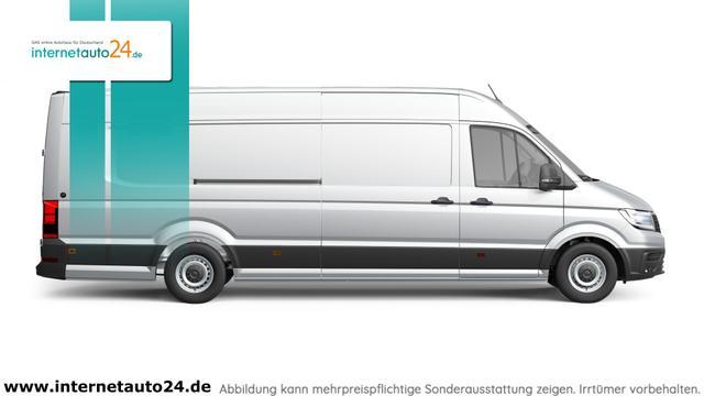 Volkswagen Crafter Kastenwagen - Hochdach, 4490 mm LRÜ mit Überhang, 3500 kg Bestellfahrzeug, konfigurierbar