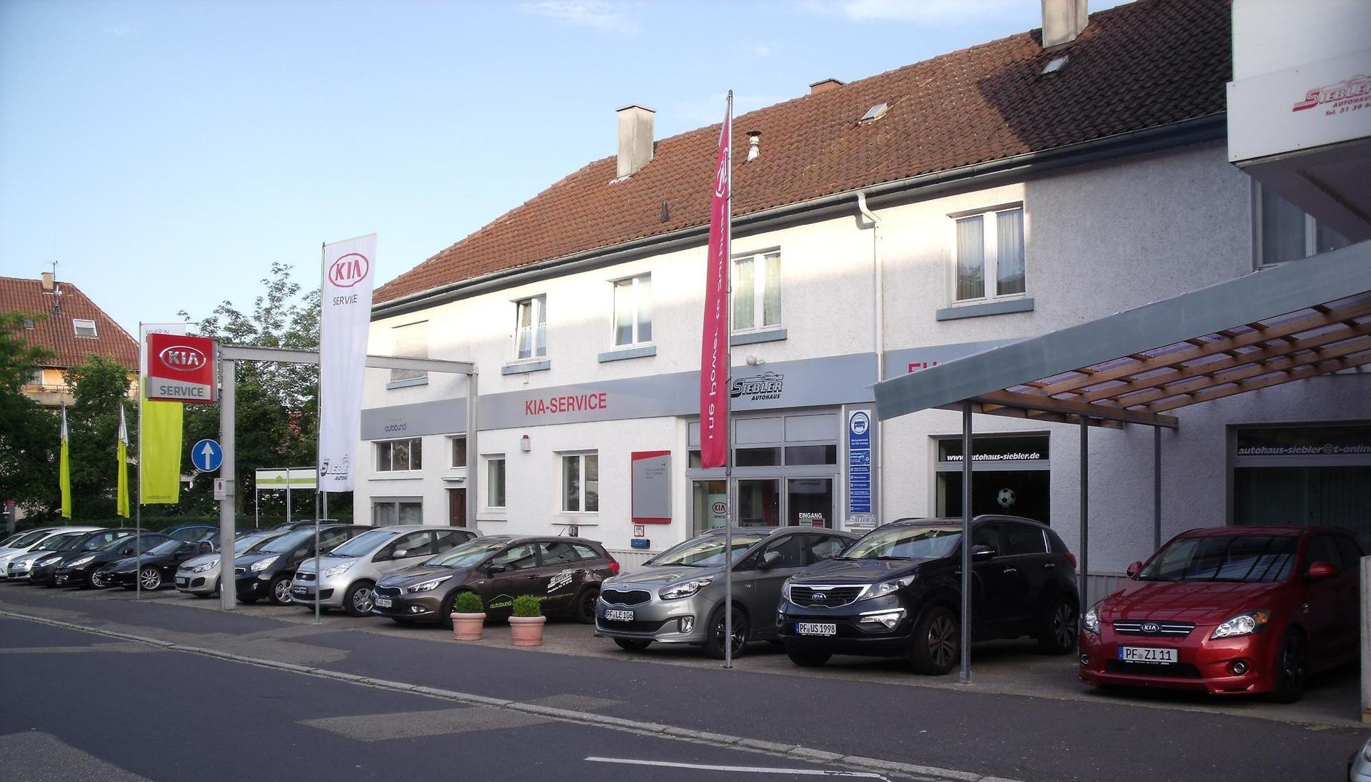 Autohaus Siebler - Ihr Partner für Kia, Autobund, EU- und Gebrauchtwagen für Pforzheim und die Region.