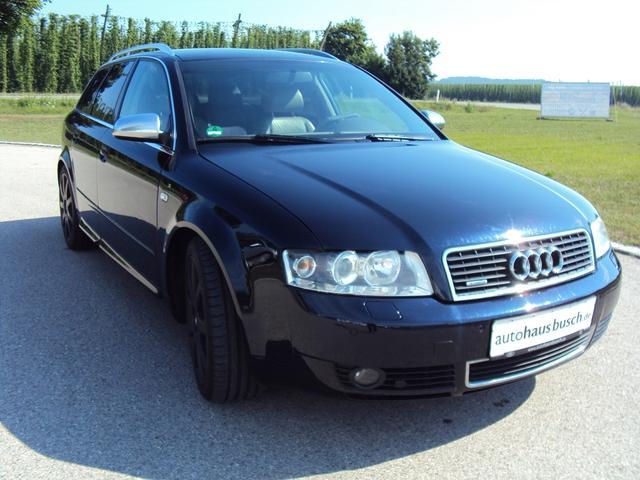 Audi A4 Avant Günstig Kaufen
