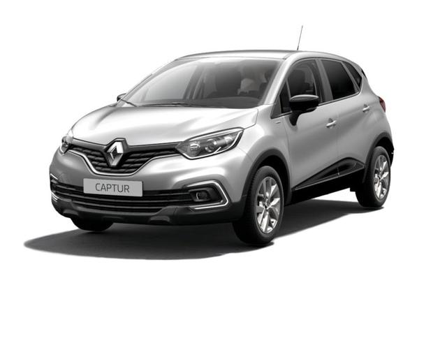 Renault Captur - Limited Energy TCe 90 Sitzheizung Navi