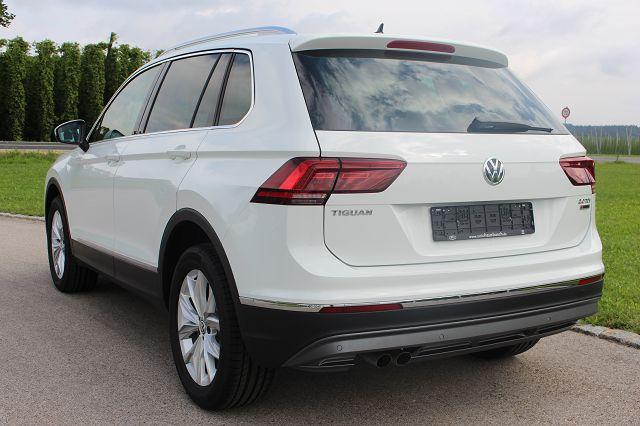 volkswagen volkswagen tiguan 1 5 tsi opf dsg highline. Black Bedroom Furniture Sets. Home Design Ideas