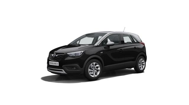 Opel Crossland X INNOVATION 1.2 TURBO WINTER/NAVI/LED