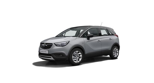 Opel Crossland X - INNOVATION 1.2 TURBO WINTER/NAVI/LED