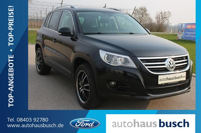 Volkswagen Tiguan - 2.0 TDI 4Motion Team