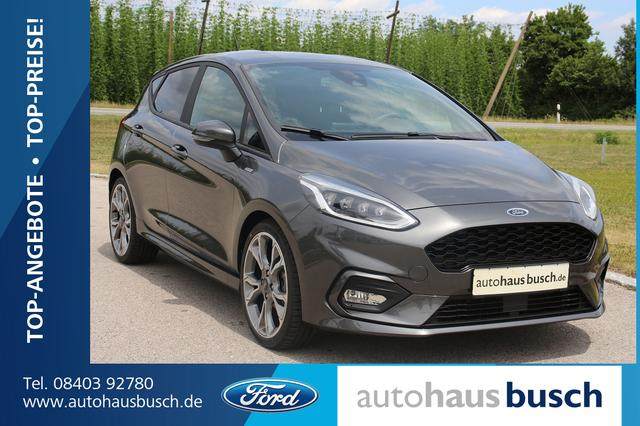 Ford Fiesta - 1.0 EcoBoost aut. ST-Line