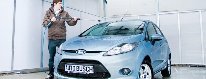 Autohaus Busch Waschcenter Waschbox