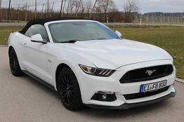 Ford Mustang    Convertible GT 5.0 Ti-VCT V8 aut. NAVI