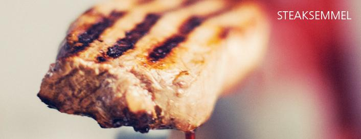 Busch Mittagsgericht leckere Steaksemmel