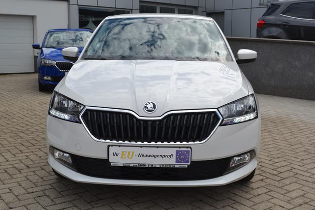 "Skoda Fabia Combi SOFORT AMBITION PLUS Sitzheizung PDC Klima Sunset Bluetooth 15"" Alu"