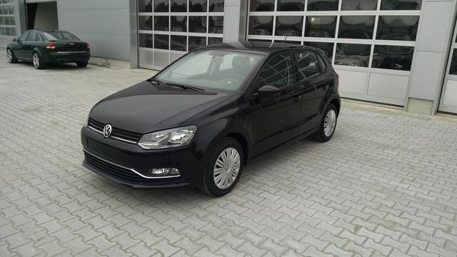 Volkswagen Polo - COMFORTLINE 1.2TSI 66kW SITZHEIZUNG PDC TEMPOMAT