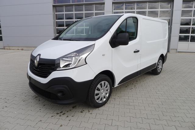 Trafic - 1.6 dCi120 EURO6 Kastenwagen L1H1 Bluetooth / Klima