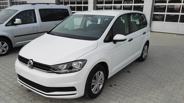 Volkswagen Touran - TRENDLINE BlueMotion 1.2 TSi 81kW (110PS) Neues Modell