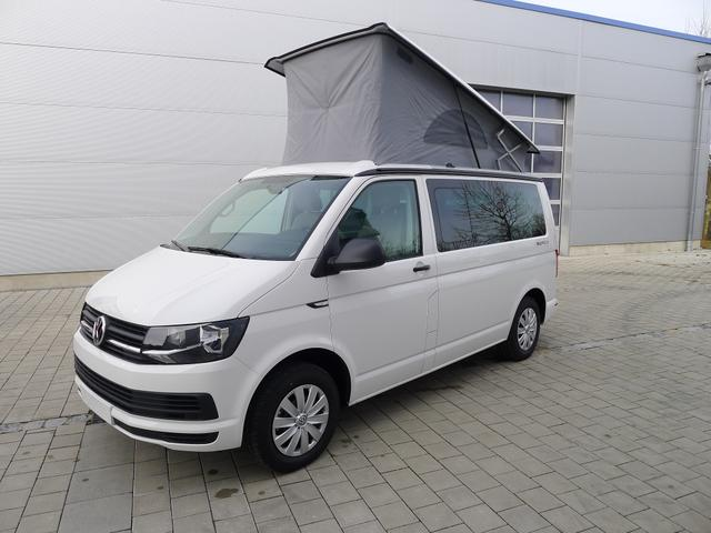 Volkswagen T6 California - BEACH 2.0TDi 75 kW (102PS) PDC MEDIA TEMPOMAT