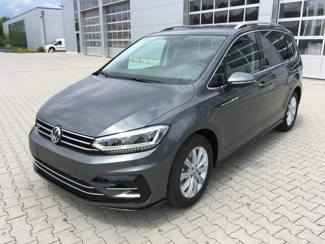 Volkswagen Touran - HIGHLINE R-LINE 1.5TSi 110kW 7-Sitzer LED NAVI KAMERA FAMILY