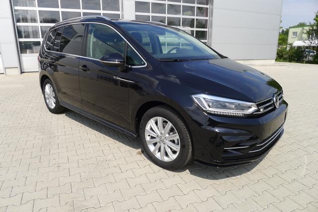 Volkswagen Touran HIGHLINE R-LINE 1.5TSi 110kW LED NAVI KAMERA FAMILIY