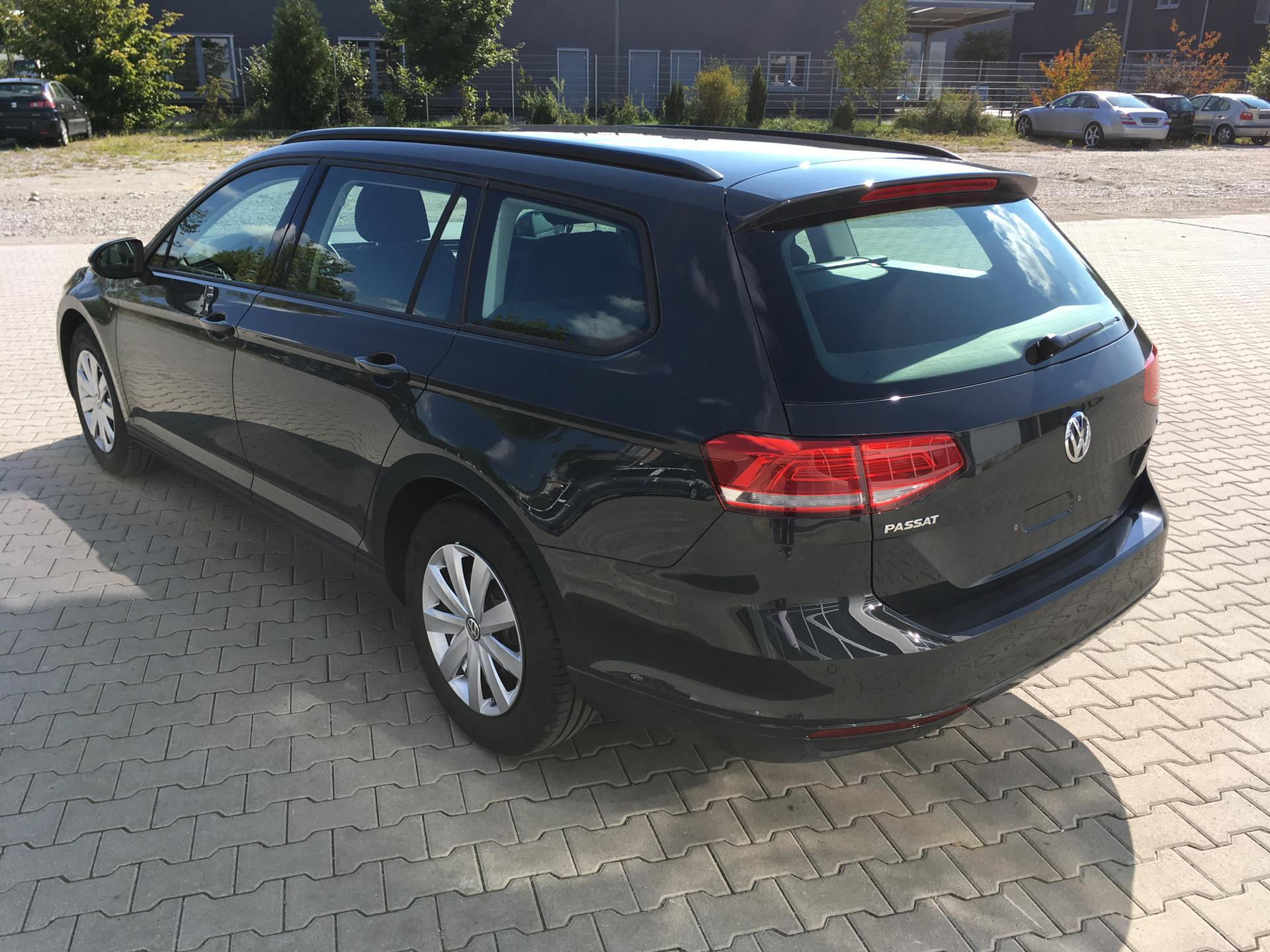 volkswagen passat variant trendline 1 4tsi 92kw 125ps climatronic reimport neuwagen eu. Black Bedroom Furniture Sets. Home Design Ideas