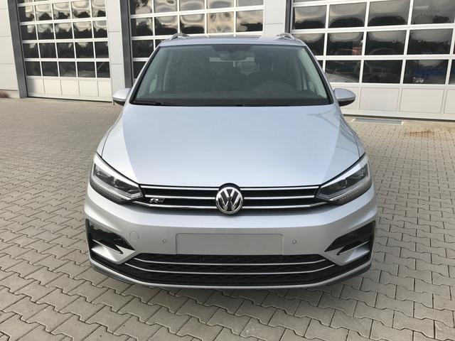 Volkswagen Touran HIGHLINE R-LINE 1.5TSi 110kW LED NAVI KAMERA KEYLESS