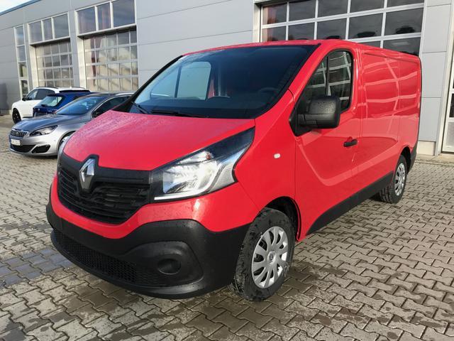 Renault Trafic - 1.6 dCi95 KaWa L1H1 Klima PDC Tempomat