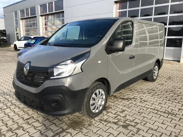 Renault Trafic - 1.6 dCi95 EURO6 Kastenwagen L1H1 Klima PDC Tempomat