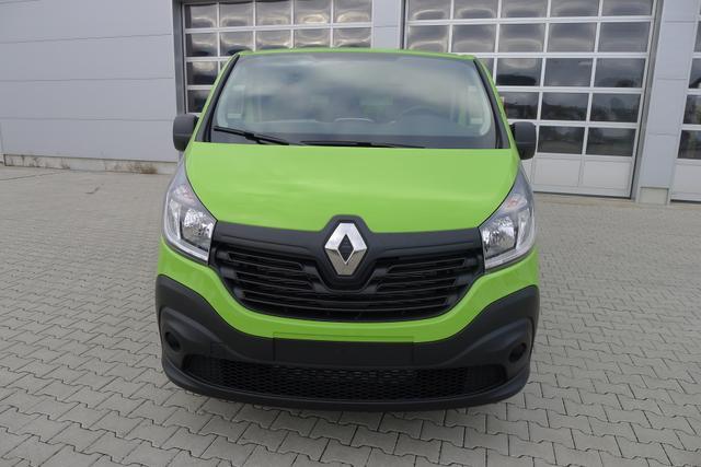 Renault Trafic - 1.6 dCi95 EURO6 Kastenwagen L1H1 Bluetooth / Klima
