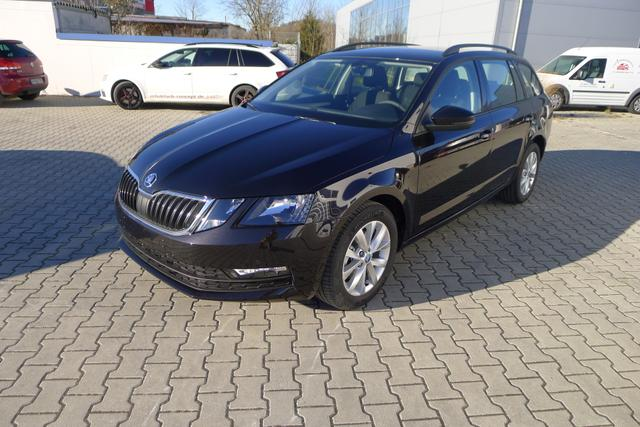 skoda octavia iii combi reimport neuwagen eu fahrzeuge. Black Bedroom Furniture Sets. Home Design Ideas