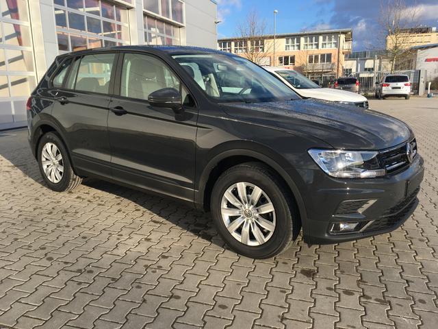 Volkswagen Tiguan - TRENDLINE 1.4TSI 92kW PDC KLIMA LANE-ASSIST Neues Modell