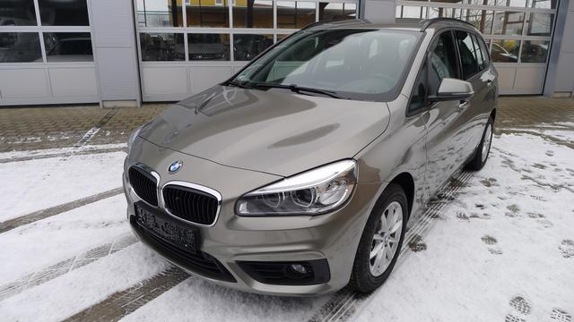 BMW 218 Gran Tourer - Steptronic Advantage 35300Km NP 44.030,- Euro