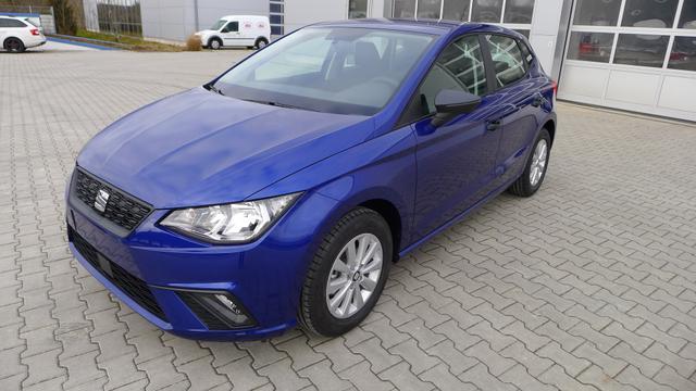 Lagerfahrzeug Seat Ibiza - REFERENCE 1.0TSi 70kW (95PS) Neues Modell