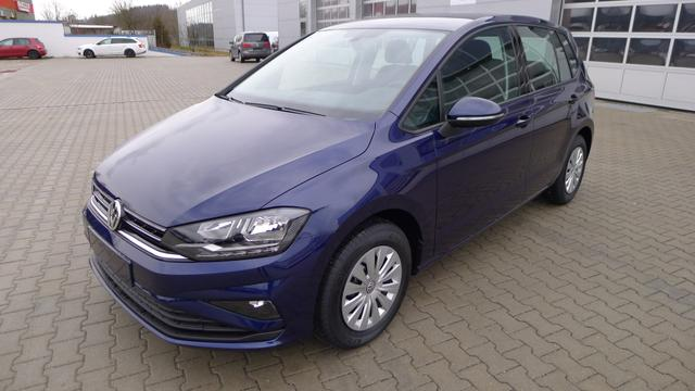 Lagerfahrzeug Volkswagen Golf Sportsvan - TRENDLINE 1.0TSI 85kW EU6dTemp CLIMATRONIC TEMPOMAT BLUETOOTH