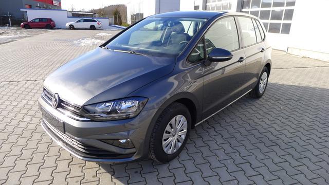 Volkswagen Golf Sportsvan - TRENDLINE 1.0TSI 85kW EU6dTemp CLIMATRONIC TEMPOMAT BLUETOOTH